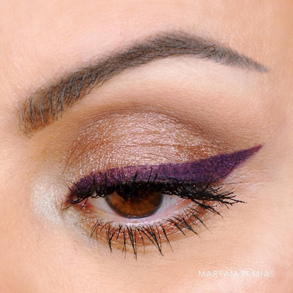 Winged Liner For Hooded Eyes Video Is Now On My Youtube Ch Flickr