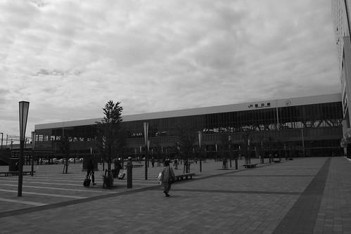 Asahikawa Station on JUN 28, 2016 (1)