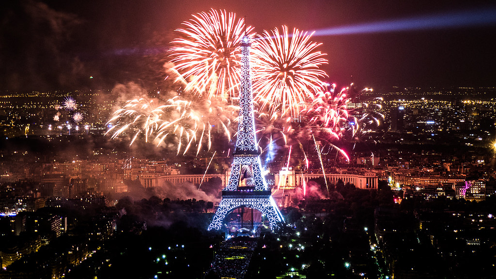 Image result for paris new years eve