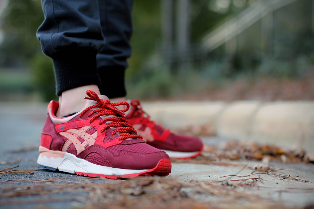 Buy asics gel lyte v volcano > Up to OFF51% Discounted