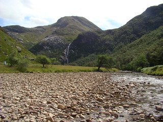 042 An Steall waterval