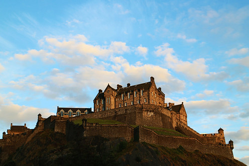 Edinburgh Castle | by Calvin YC