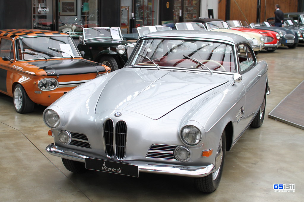 1956 1959 Bmw 503 Coup See More Car Pics On My Facebook Flickr