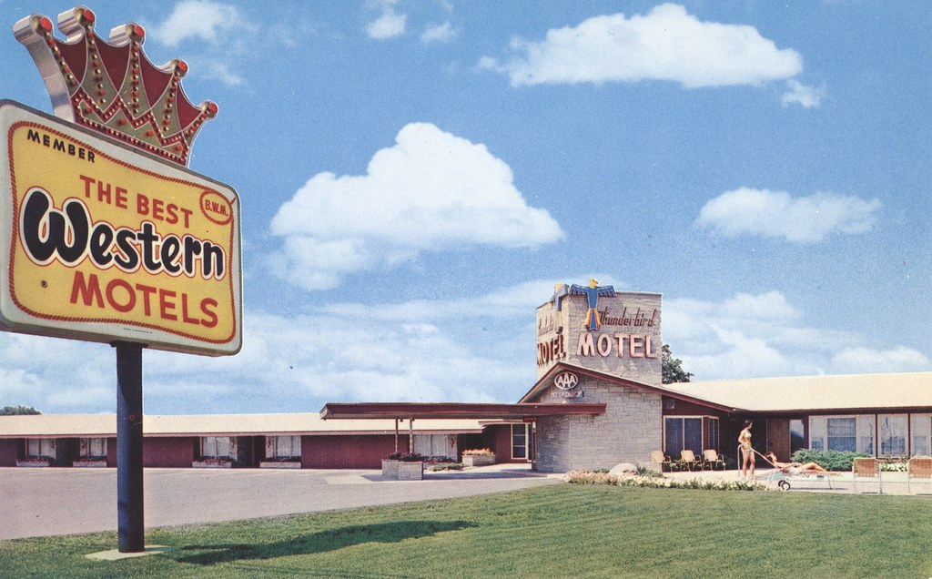 Thunderbird Motel - Marshalltown, Iowa