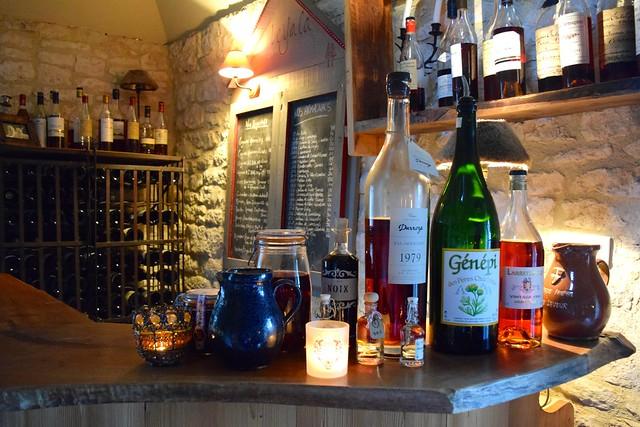 Snug Bar at Manoir de Malagorse | www.rachelphipps.com @rachelphipps