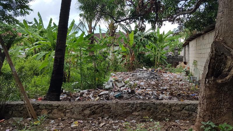 In Asien ist die Nachricht noch nicht angekommen, dass Plastik sich nicht auflöst wie Kompost.