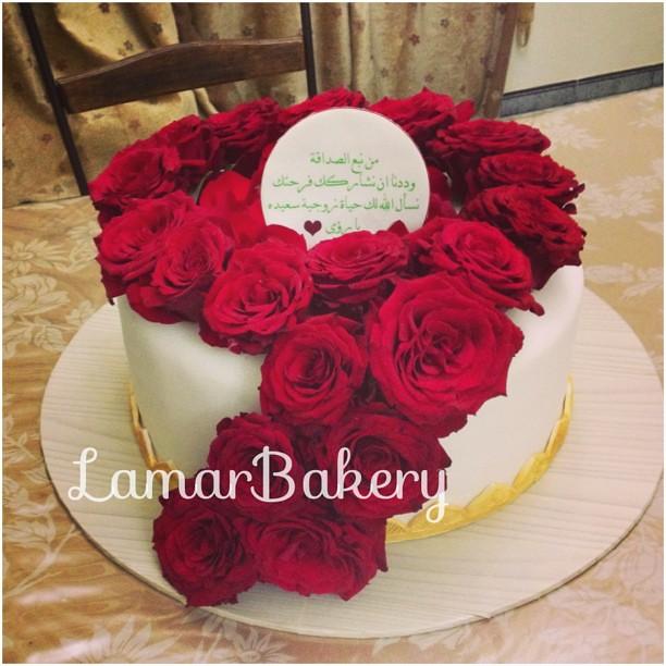 wedding anniversary cake milka engagement lamarbaker Flickr