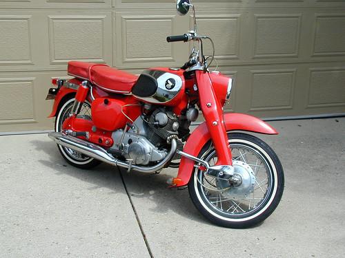 for sale 1961 honda dream 305 motorcycle 5 000 flickr. Black Bedroom Furniture Sets. Home Design Ideas