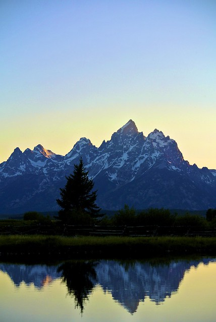 Grand Teton National Park, 2013
