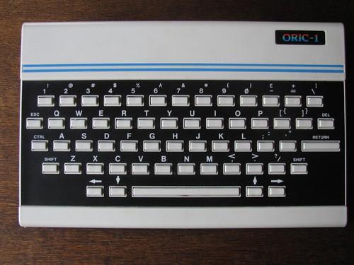 Oric 1 48K - 1982