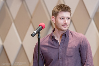 Vegas 2014 :: Jensen at J2 Gold Lunch Panel | by KarenCookePhotography