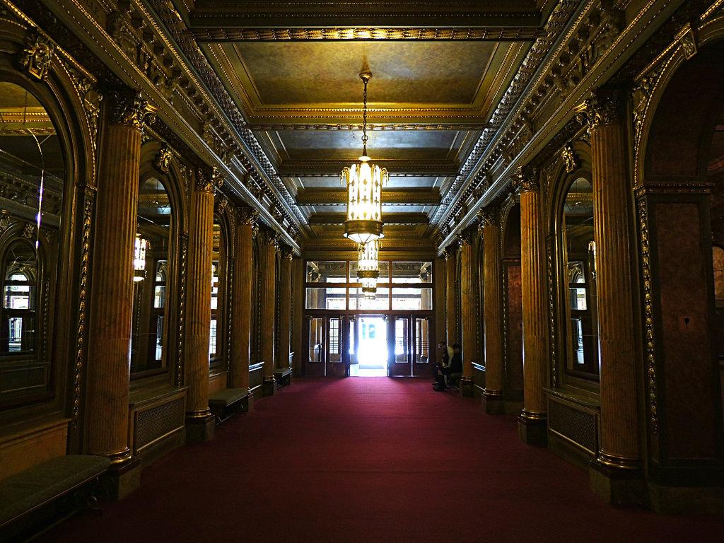 elgin u0026 winter garden theatres lobby facing entrance u2026 flickr