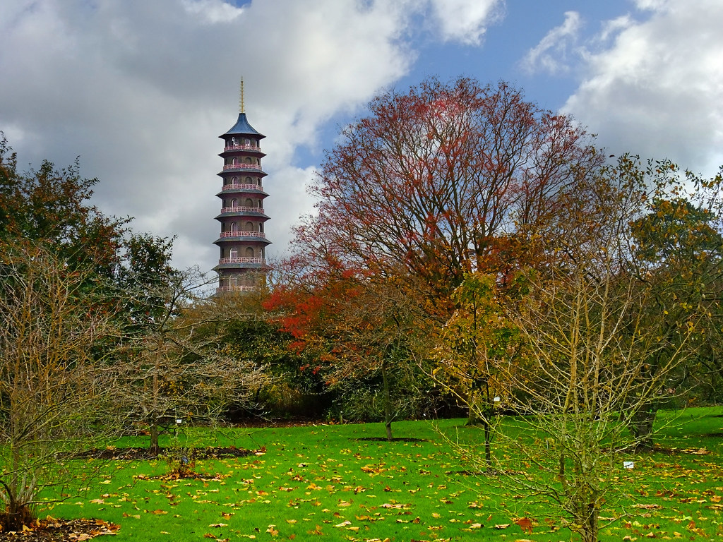 Kew Gardens Pagoda | The Pagoda was completed in 1762. The t… | Flickr