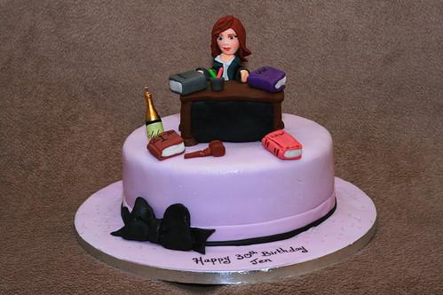 Lawyer Cake Eldriva Flickr