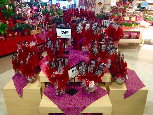 Chocolate Candy Centerpieces