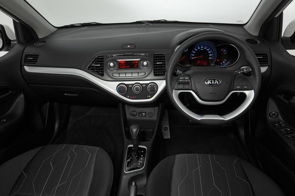 2016 Kia Picanto First Drive Even Midway Through Its Mod Flickr