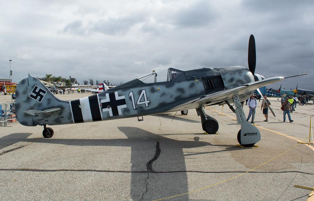 Focke-Wulf Fw 190 (P.O.F. #13)