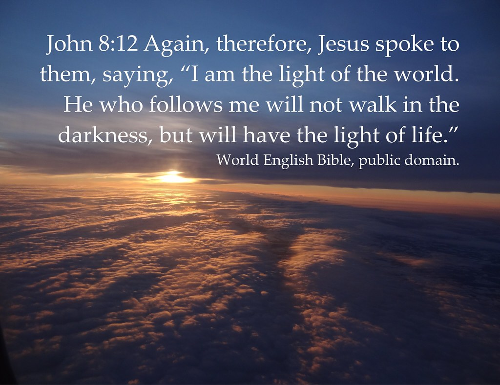 Image result for john 8:12