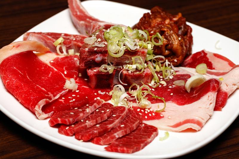 Gyukaku Japanse BBQ Meat