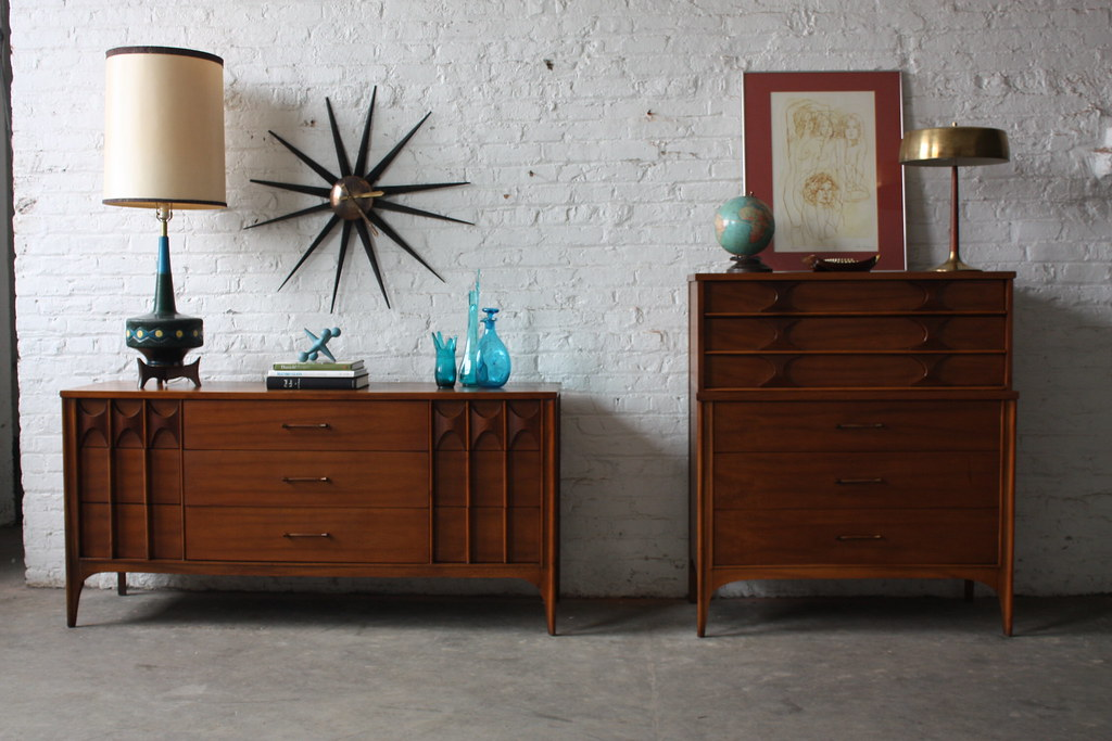 Covetous Kent Coffey Mid Century Modern Perspecta Bedroom Flickr - Kent coffey bedroom furniture