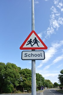 School Sign | by ukelt