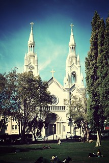 Saints Peter and Paul church | by andrew.napier