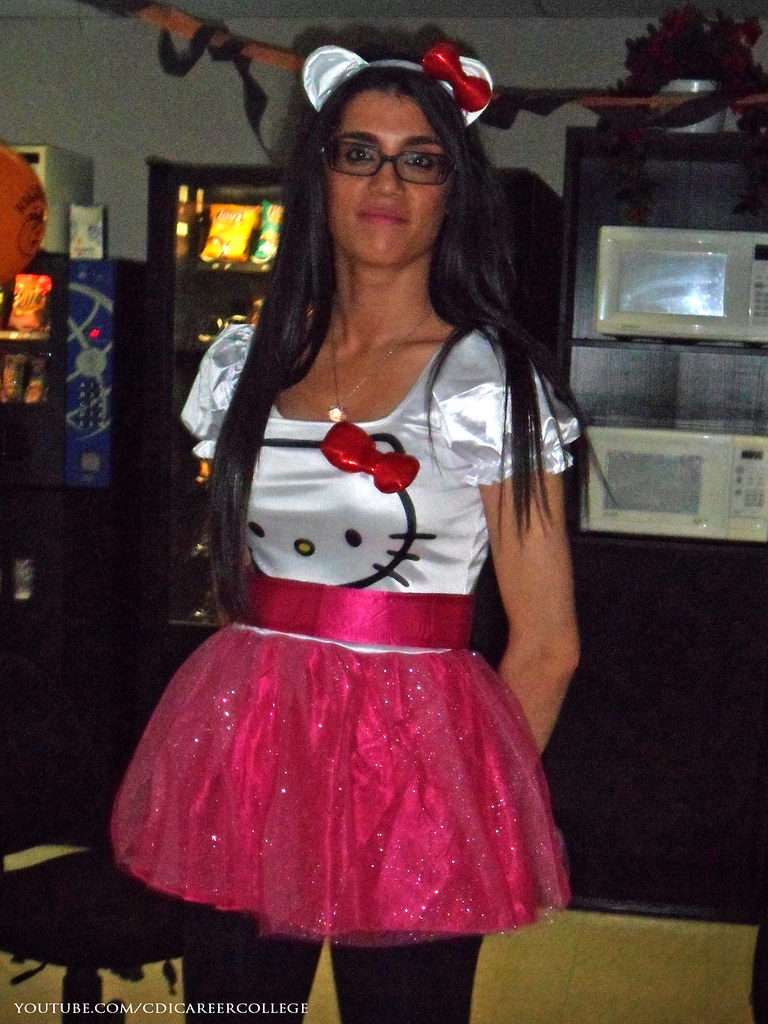 cdi college laval campus halloween costumes and decoration…   flickr