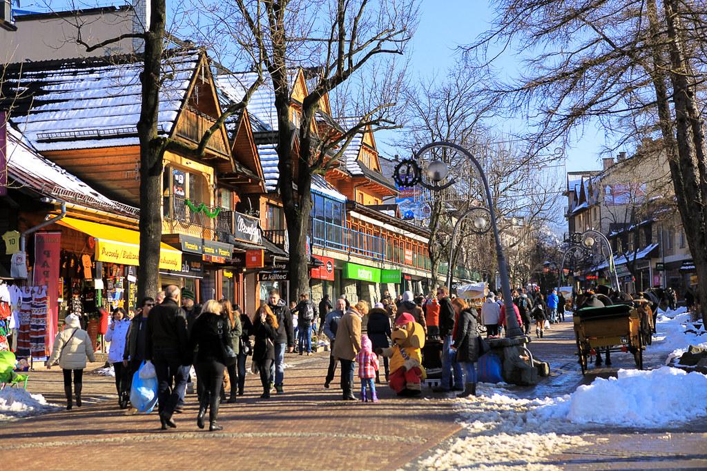 invest Zakopane, Poland