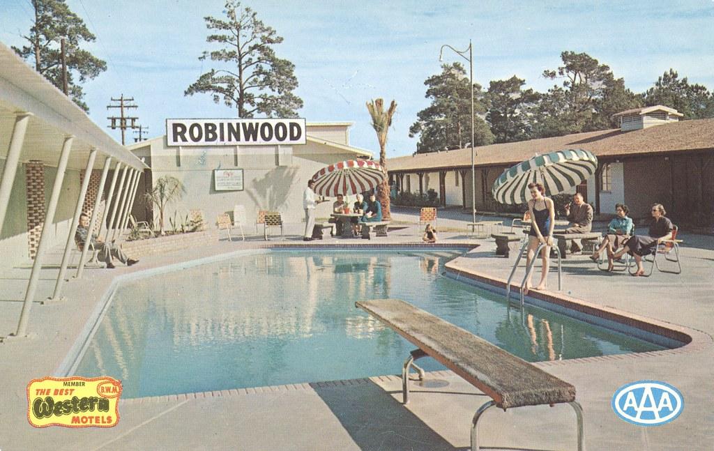 Robinwood Lodge - Houston, Texas