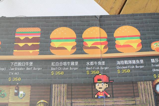 27958057352 b63ff389f7 z - [台中]牛逼洋行--超級無敵厚的漢堡,真的無法一口咬下啊!@自立街 西區(已歇業)