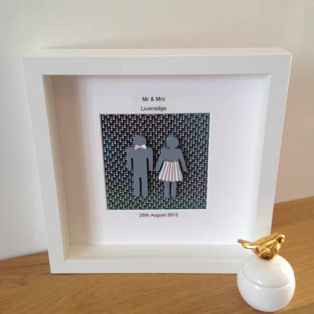 Wedding date keepsake frame   www.etsy.com/uk/shop/KSframesb…   Flickr