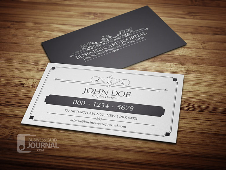 Classy elegant vintage business card template download flickr classy elegant vintage business card template by meng loong flashek Choice Image