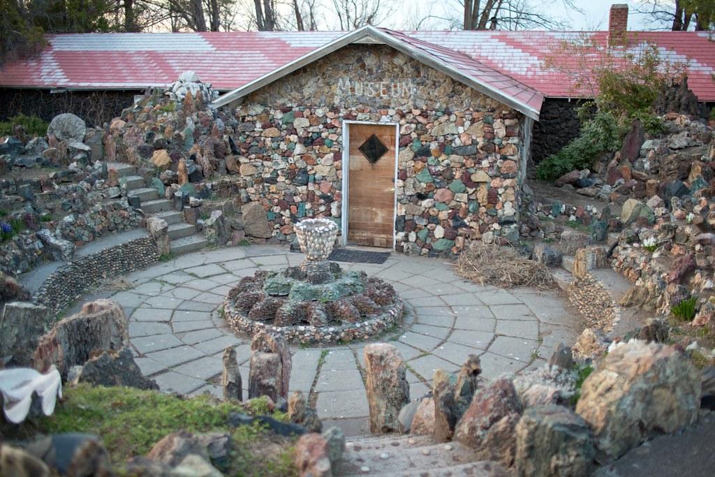 ... Petersen Rock Garden   By National Register
