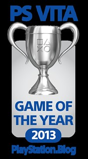 PlayStation Blog Game of the Year Awards 2013: PS Vita GOTY Silver | by PlayStation.Blog