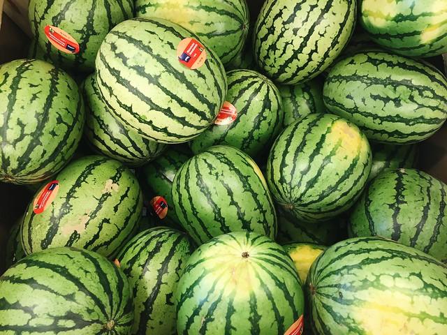 kesä, summer, life, elämä, lifestyle, randoms, viikonloppu, weekends, vesimeloni, watermelon, fruit,