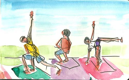 Morgan Hill YogaFest 3