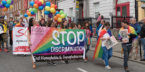 PRIDE PARADE AND FESTIVAL [DUBLIN 2016]-118136 | by infomatique