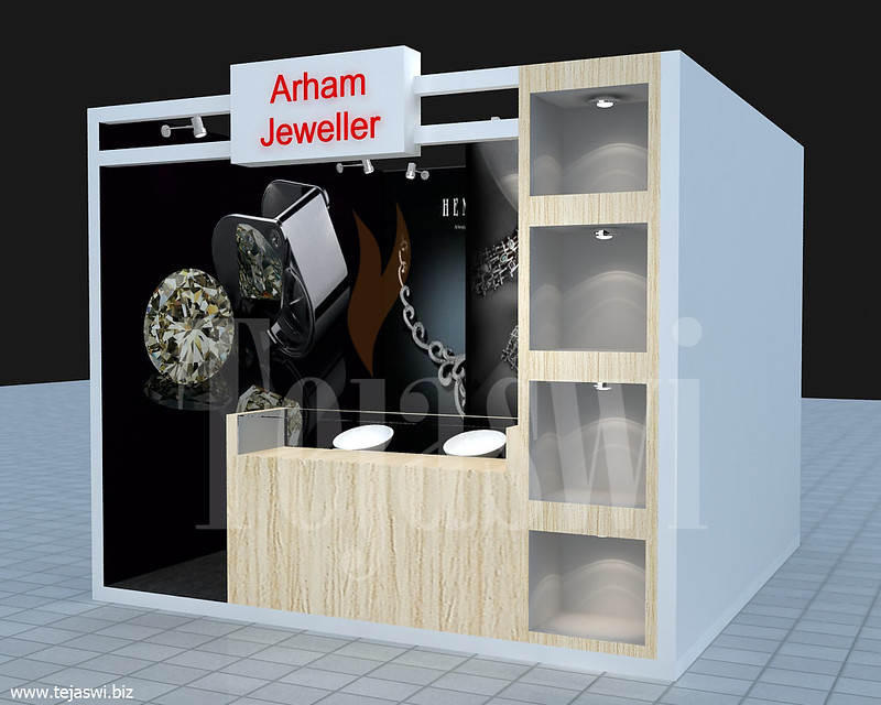 Exhibition Stall Design 3x3 : Meter square exhibition stall design flickr