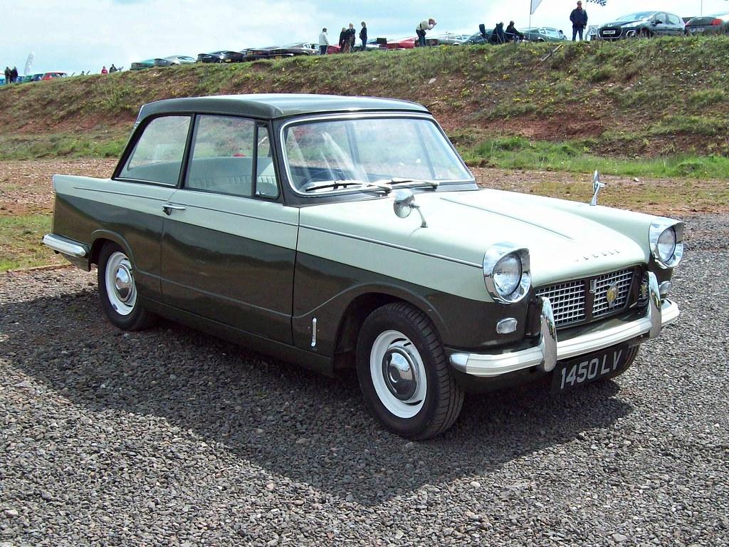 Populaire 447 Triumph Herald 1200 2 door Saloon (1963) | Triumph Heral… | Flickr KA07
