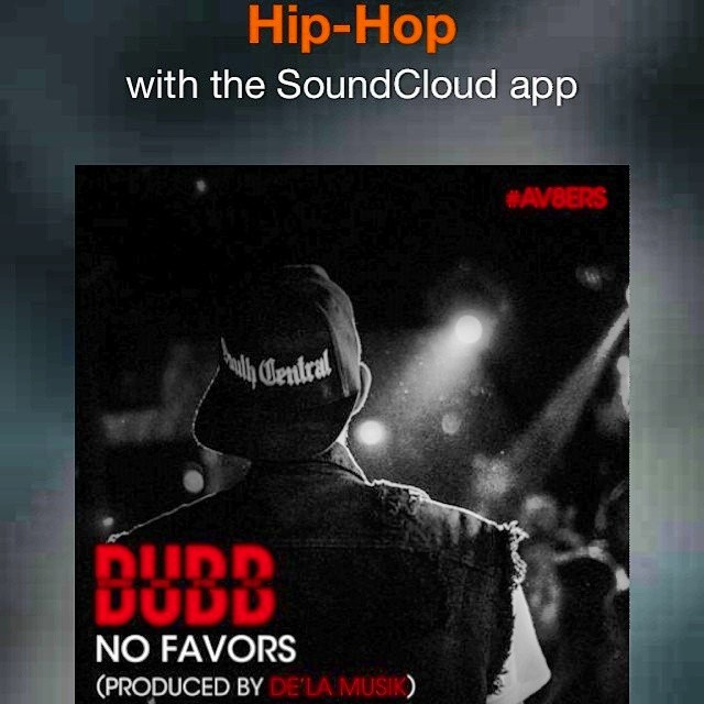 New Music] @_itzDubb ( @itzDubb ) No Favors (Prod  @DelaM