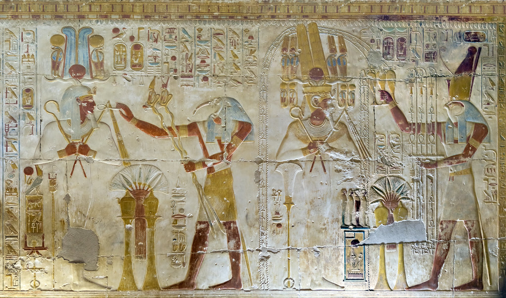 Image result for Temple of Seti, Abydos