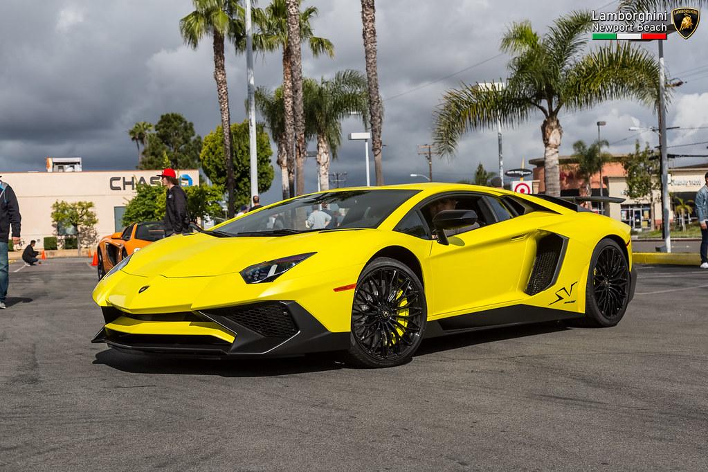 ... May 2016 Supercar Show At Lamborghini Newport Beach | By LamboMcLarenNB