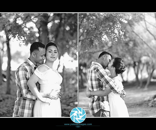 E Session │ Romjay + Liza