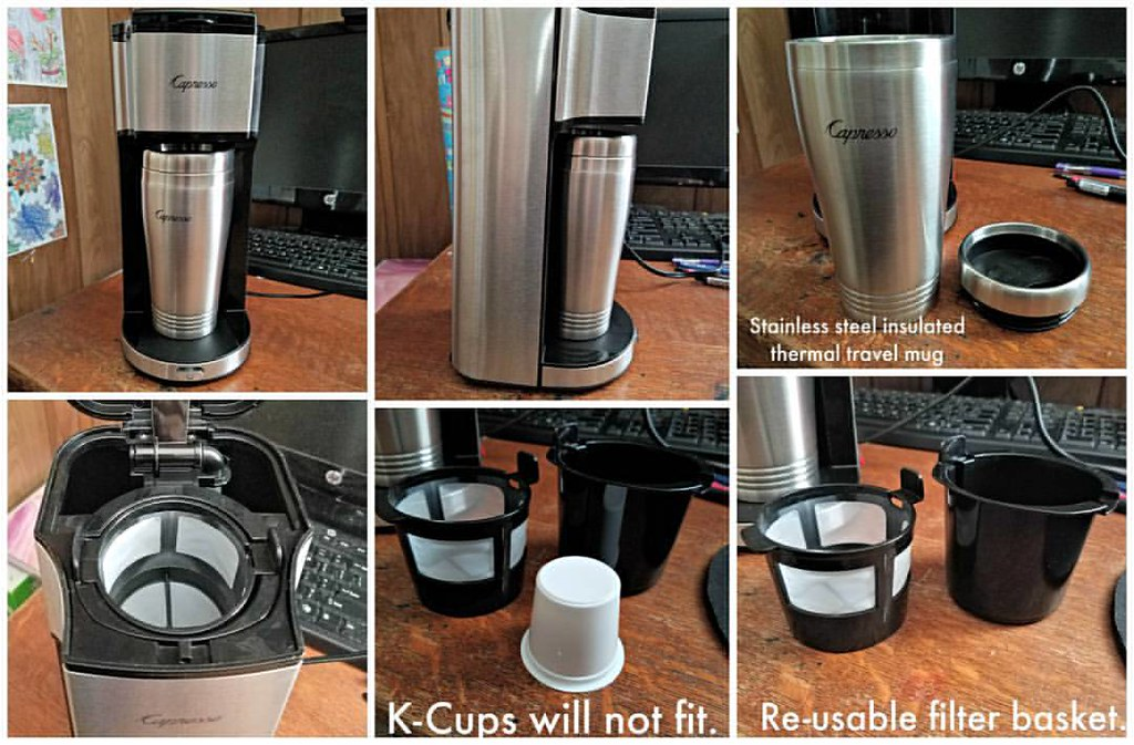 Check Out My Review Of The Capresso On The Go Personal Flickr
