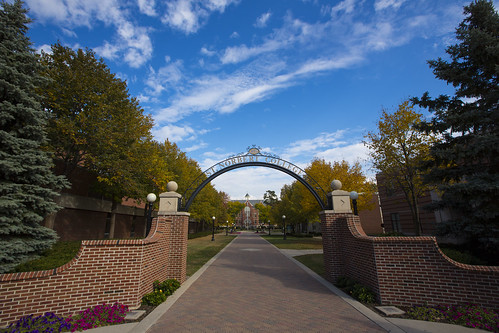 The St. Norbert arch | by stnorbert
