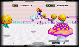 3D Space Harrier (3DS) | by SEGA of America