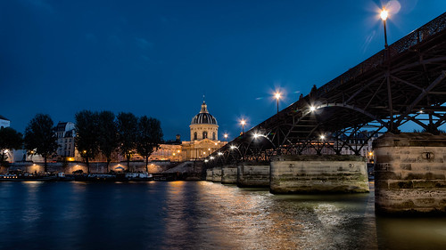 Pont des Arts, Paris | by Mustang Joe