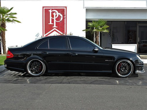 2005 mercedes benz e55 amg park place ltd flickr for Mercedes benz park place