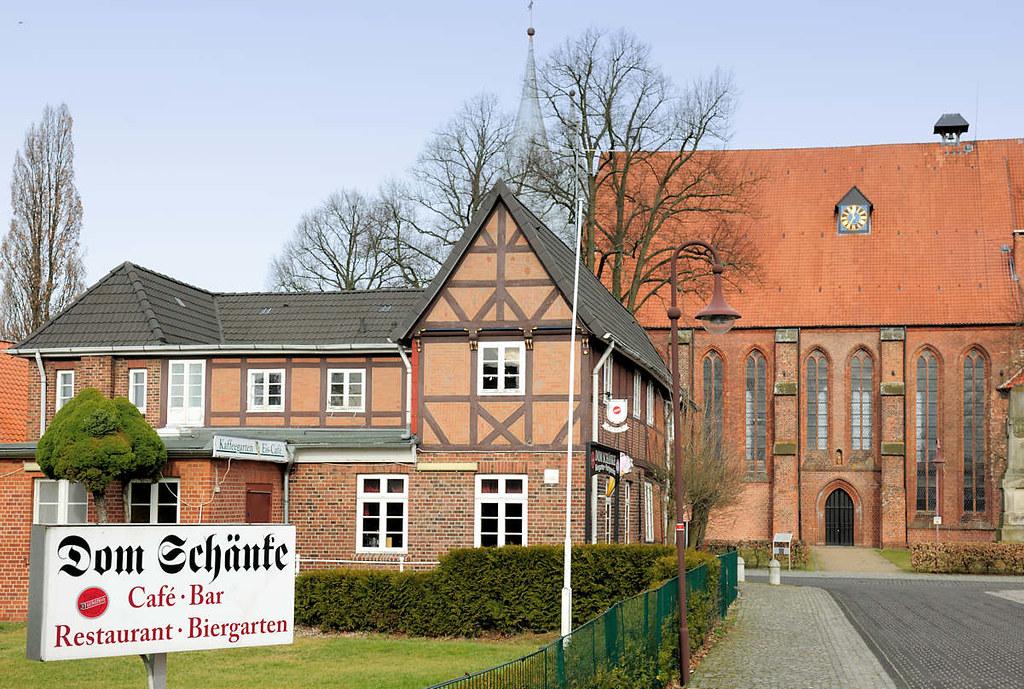 6192 Fachwerkgebäude Gasthaus Dom Schänke am Dom von Bardo… | Flickr