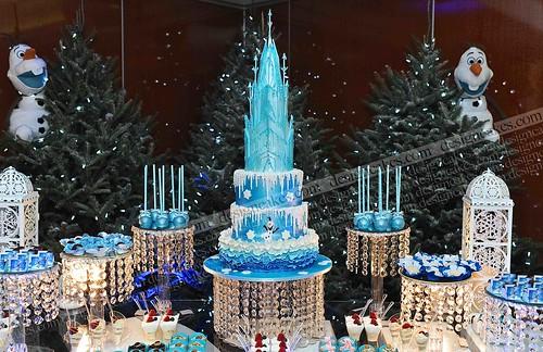 Frozen Olaf Theme Cake Frozen Olaf Theme Cake Flickr